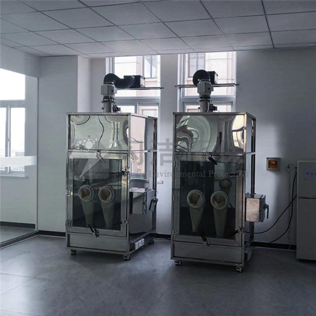 國家實驗室級有害氣體檢測箱